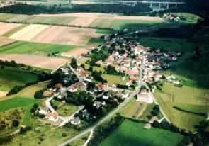 Günching Luftbild