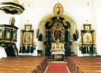 Kirche Deusmauer