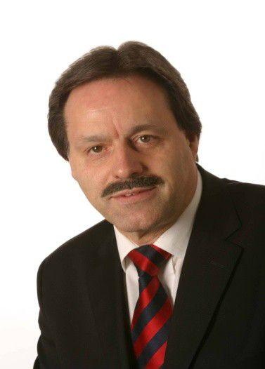 1. Bürgermeister Bernhard Kraus