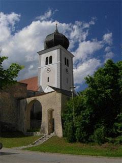 Kirche Oberweiling