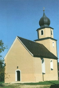 St. Nikolaus Kirche Rammersberg