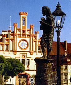 Rathaus Stadt Velburg