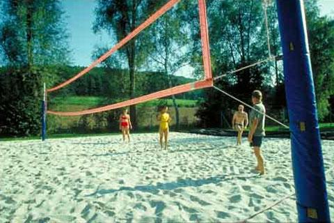 Volleyballfeld Naturbadesee  Altenveldorf