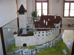 Modell Burg Velburg