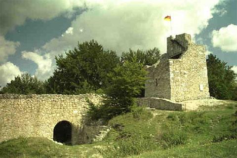 Burg Velburg
